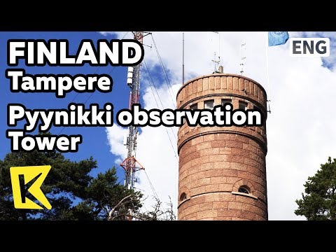 【K】Finland Travel-Tampere[핀란드 여행-탐페레]피니키 타워/Pyynikki observation tower/Cathedral