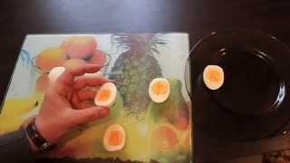Как правильно варить яйца.