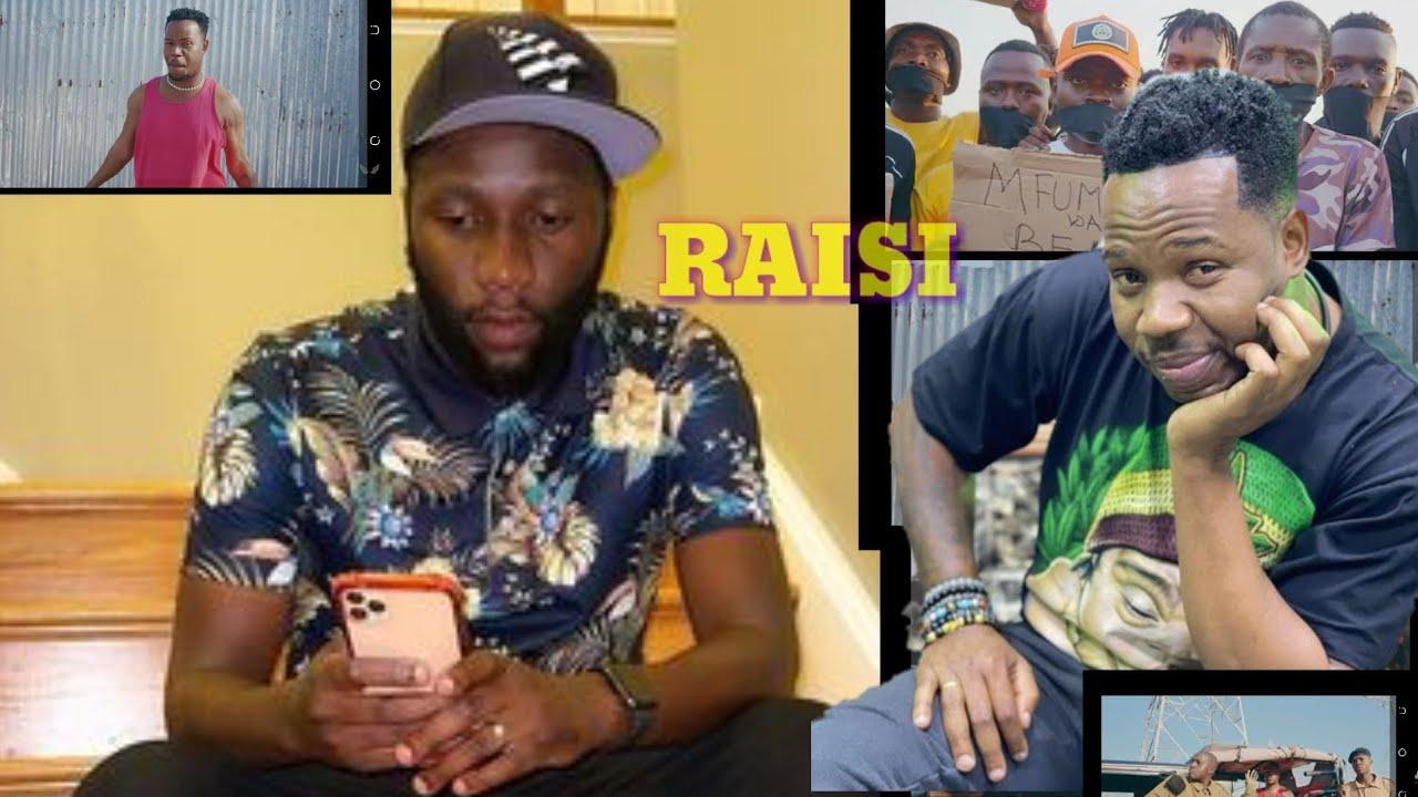 Download Alichokifanya Roma Mkatoliki baada ya Kuona Nyimbo Mpya Nay wa Mitego Raisi wa Kitaa Nimekimbia