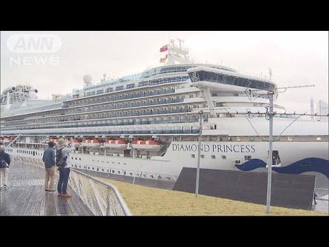 豪華!外国客船4隻が初集結 横浜港 約7500人乗船 (Việt Sub)