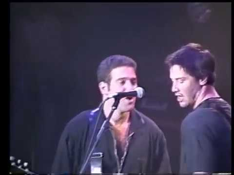 KEANU REEVES sings Isabelle!!/Dogstar/ live Japan 95 - never before released footage