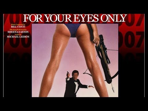 For Your Eyes Only Soundtrack Tracklist