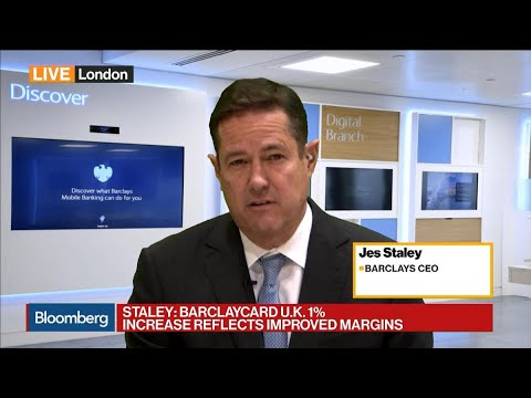 Barclays CEO On Earnings, Growth Strategy, Markets