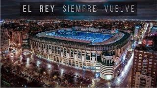 El rey siempre vuelve. [Real Madrid - Paris Saint Germain Uefa Champions League Promo]