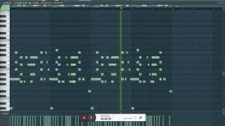 FORTNITE Twist Emote Music Remake - FREE FLP!