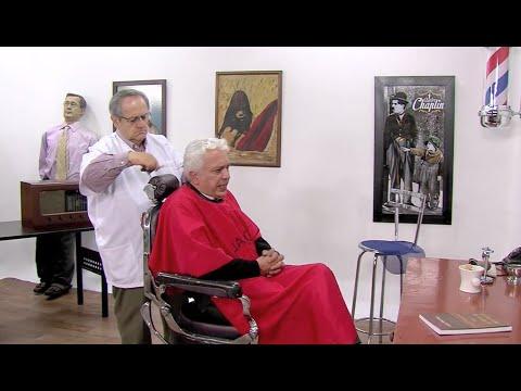 Comenzó la primavera cristiana, Carlos Alonso Lucio en la Barbería