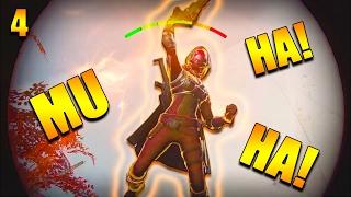 Shutting Down SUPERS With Mu Ha Ha! | Destiny Trolling Golden Guns! #4