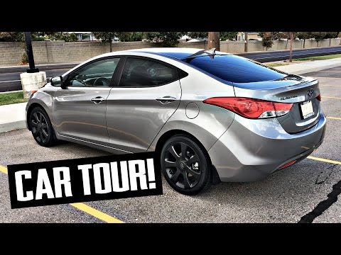 MY FIRST CAR CAR TOUR 2016