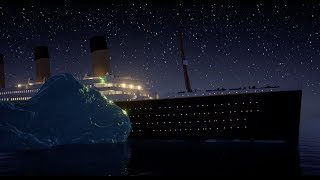 Titanic Voyage - April 14 (Day 5) - Her Last Day