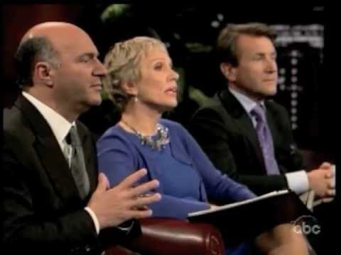 HyConn inventor Jeff Stroope on Shark Tank