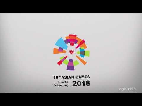Animasi Logo Resmi Asian Games 2018 - LINK DOWNLOAD - Free Stock Footage