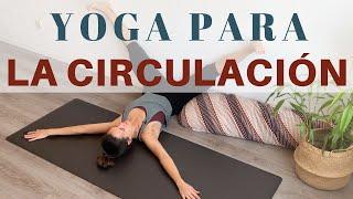 Youtube la circulación yoga para