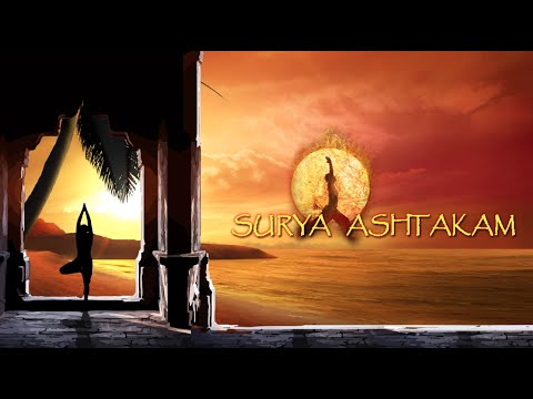 """Surya Ashtakam With Lyrics"" || Suryashtakam - Sacred Chants Vol 2 - Powerful Mantra of Surya Mantra"