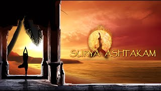 """Surya Ashtakam With Lyrics"" 