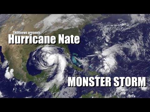 Hurricane Nate a Power & Storm Surge threat across the Gulf
