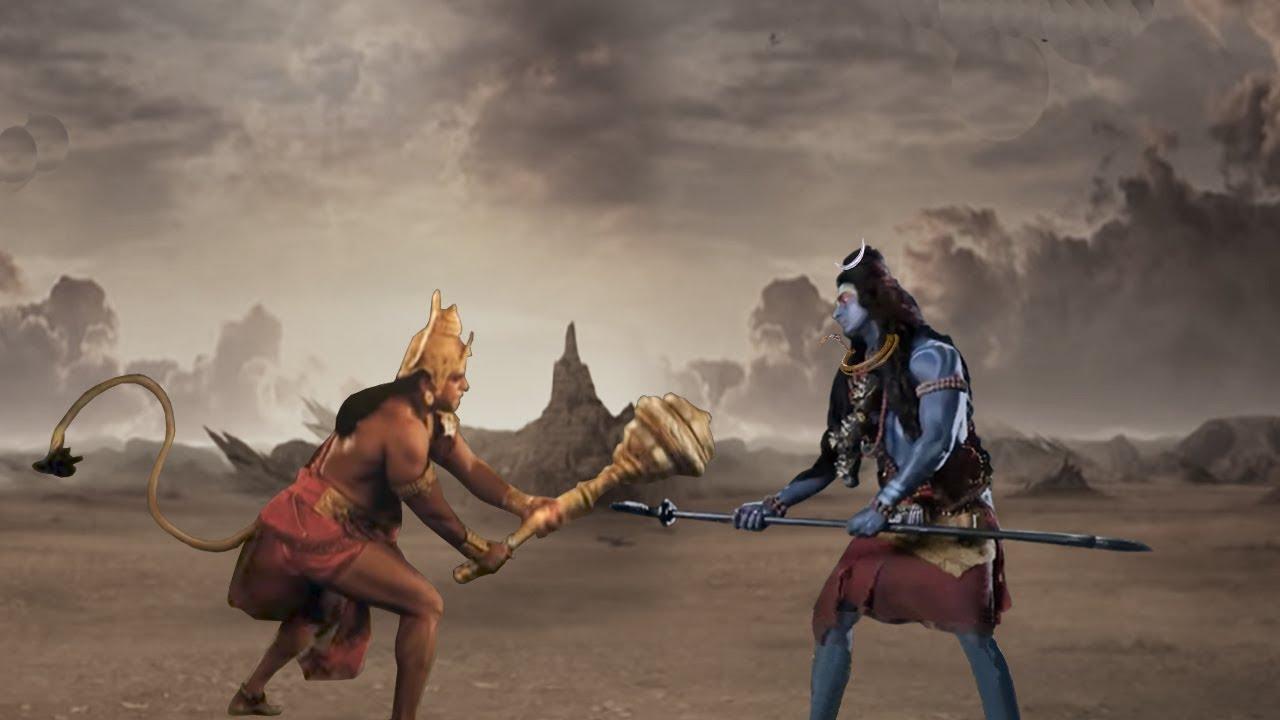 शिव और हनुमान का | प्रलयंकारी युद्ध | क्या हुआ परिणाम | Lord Shiva Vs Hanuman | Latest 2020