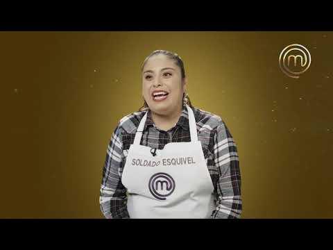 ¡Diana Esquivel Cruz llega a la cocina de MasterChef! | MasterChef México 2020