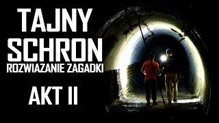 TAJNY SCHRON UKRYTY W LESIE AKT II - Urbex History