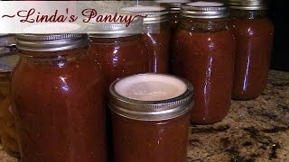 ~Home Canned Tomato Soup With Linda's Pantry~