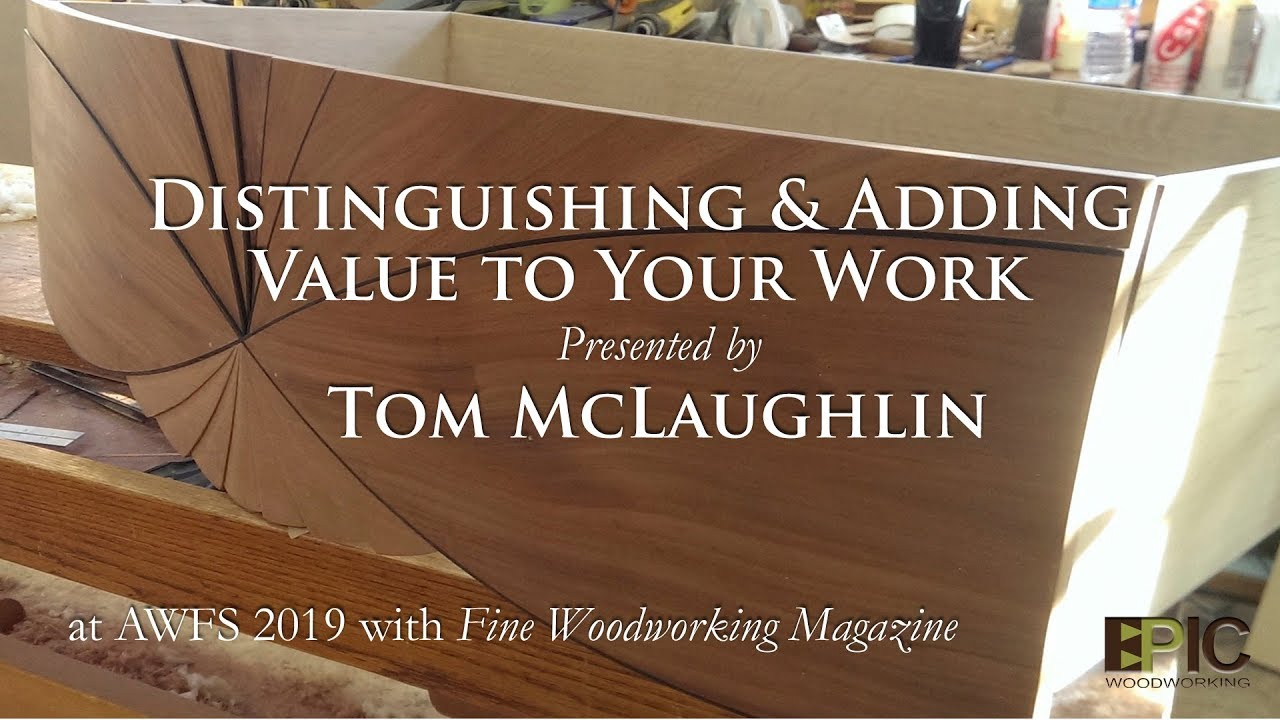 Distinguishing And Adding Value To Your Work