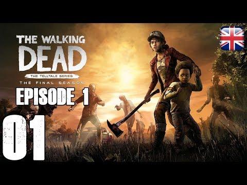The Walking Dead - Final Season - Episode 1: Done running - [01/09] - English Playthrough