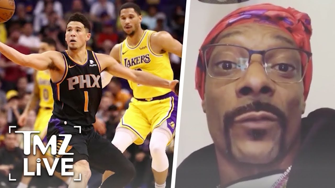 57ae3f32c65 Snoop Dogg cusses out struggling Lakers, threatens to sell his VIP booth  for $5.00 | Mass Appeal News