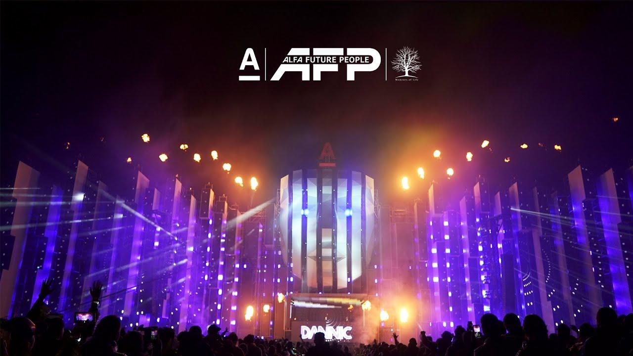AFP 2019 / ALFA FUTURE PEOPLE 2019
