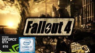 Fallout 4 Ultra/Maximum Graphics on i7 6700K, GTX 970 OC & DDR4 RAM