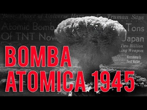 HIROSHIMA E NAGASAKI: LA BOMBA ATOMICA