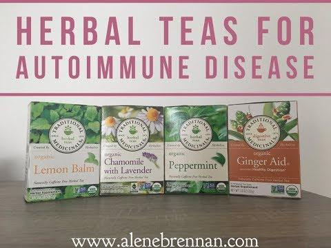 Herbal Teas for Autoimmune Disease