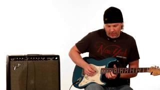 Blues Saraceno Guitar Lesson - Arpeggio Licks Phrasing - Part 2 of 3 Guitar Breakdown How To Play