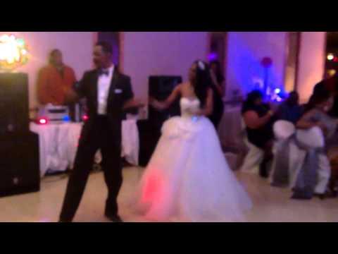 Daddy Daughter Dance Brian & Tiffany..