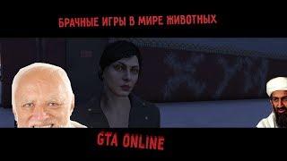 Брачные Игры В Мире Животных (GTA Online)
