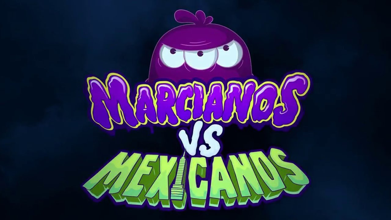 Marcianos Vs Mexicanos De Gabriel Y Rodolfo Riva Palacio Entrevista Youtube
