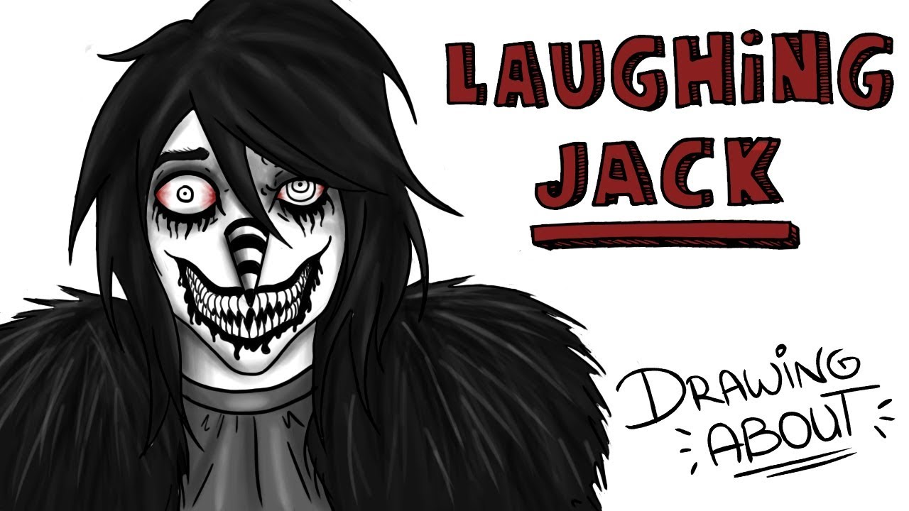 LAUGHING JACK | Draw My Life - YouTube
