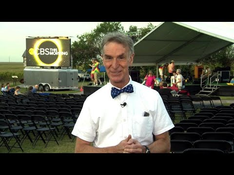 Bill Nye on how to make the most of the solar eclipse