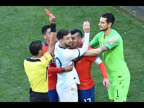 12 Referee Decisions Against Lionel Messi That Shocked The World | HD