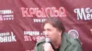 Михаил Горшенев (Король и Шут) отвечает на вопросы.