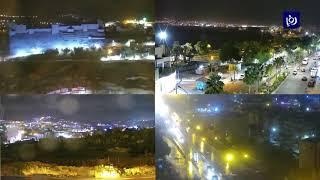 مشاهد من الأمطار في محافظات المملكة - (27-12-2018)