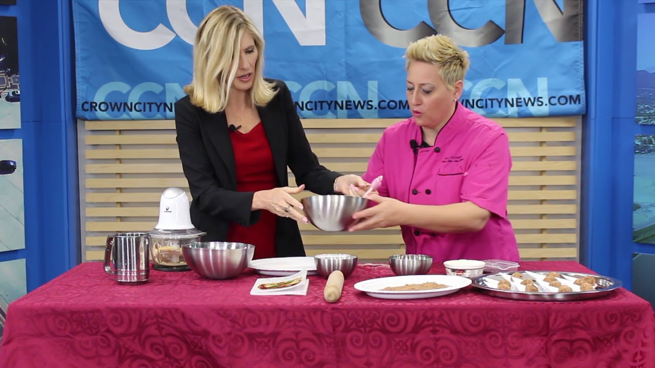 CCN's Taste of Sunrise with Ale Gambini