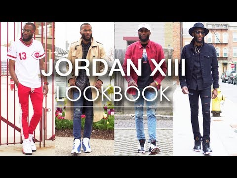 How To Style Jordan 13 S Coopscorner Youtube