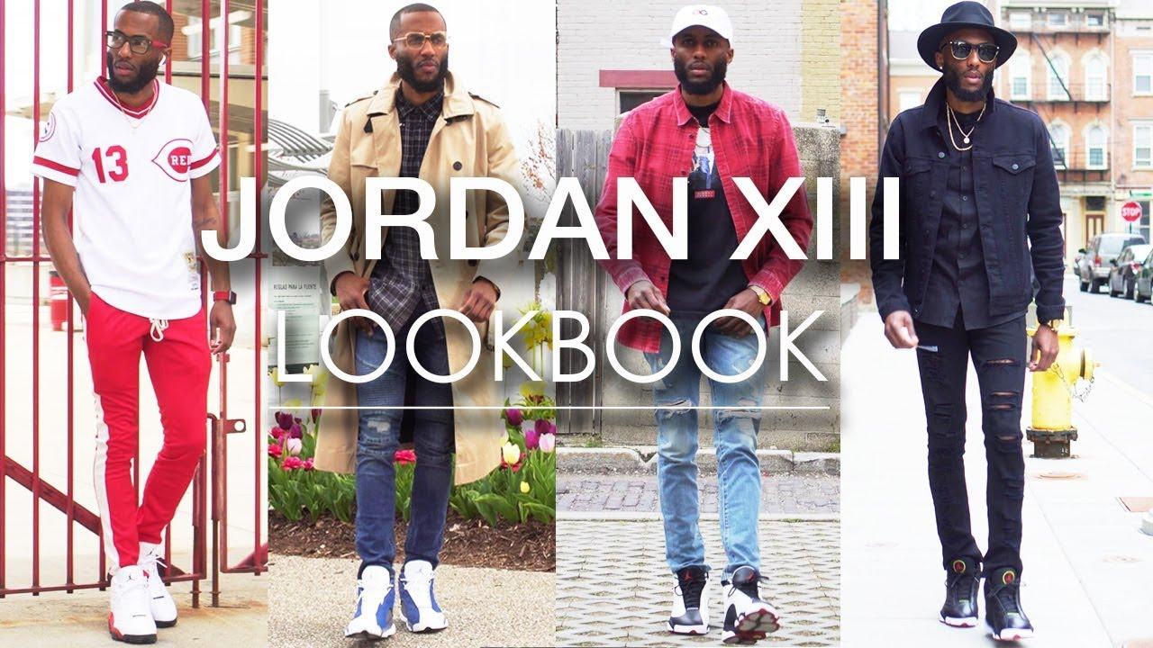 jordan 13 he got game outfit