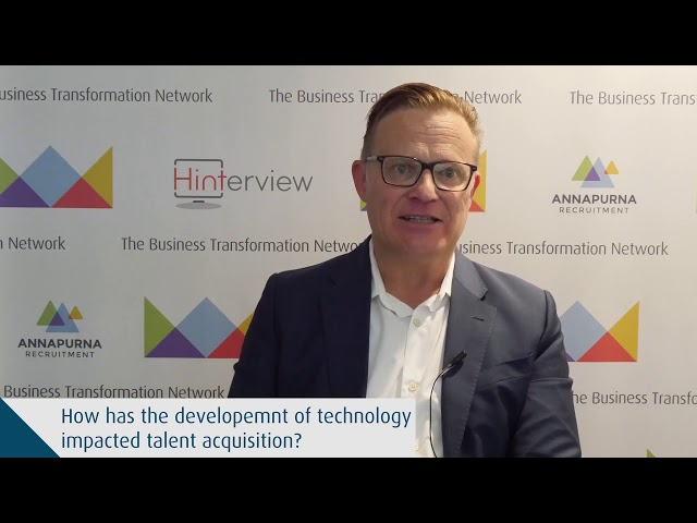 Impact of Technology on Talent Acquisition by Paul Maxin