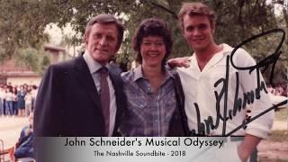 Movie Stars Kirk Douglas -  John Schneider