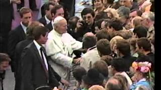 Pope John Paul II - 1987 Visit to Hamtramck MI  [part 01]