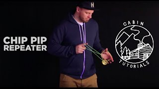 clyw cabin tutorials chip pip repeater