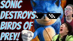 Sonic The Hedgehog DOMINATES the Box Office and MAKES HISTORY with Opening Weekend!