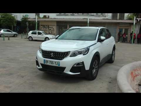 Peugeot 3008 SUV in nice condition near Market Darse in Pointe a Pitre, Guadeloupe