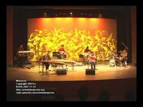 Korean Traditional Instrument+Fusion Jazz concert