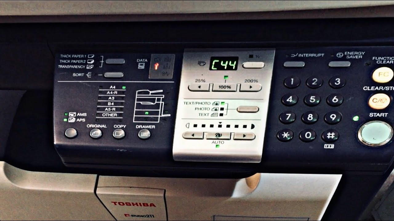 TOSHIBA PRINTER E-STUDIO 166 64BIT DRIVER